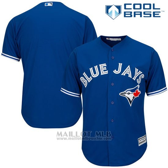 Maillot Baseball Homme Toronto Blue Jays Big Tall Cool Base